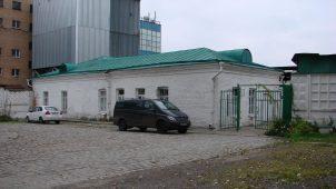 Дом причта церкви Флора и Лавра кон. XIX в.