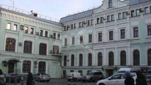Ансамбль доходных домов Г.Г. Солодовникова, 1863 г.