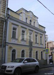 Флигель, городская усадьба, XIX в.