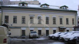 Главный дом, городская усадьба, XIX в. Здесь в 1891-1917 гг. жил предприниматель и коллекционер Егоров Е.Е. и хранилась его коллекция