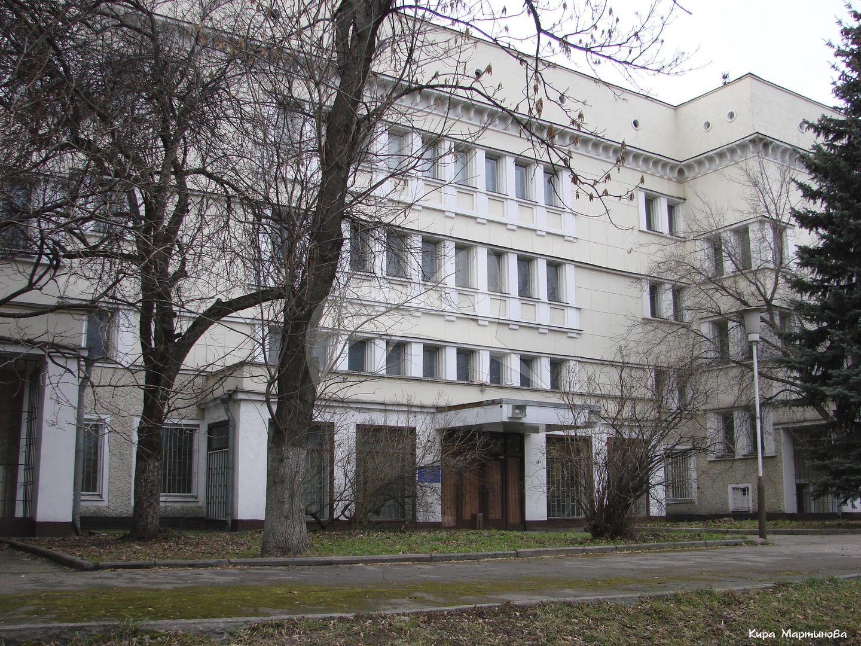 Школа, 1931 г., арх. Д.Ф. Фридман, жилой поселок «Дангауэровка»