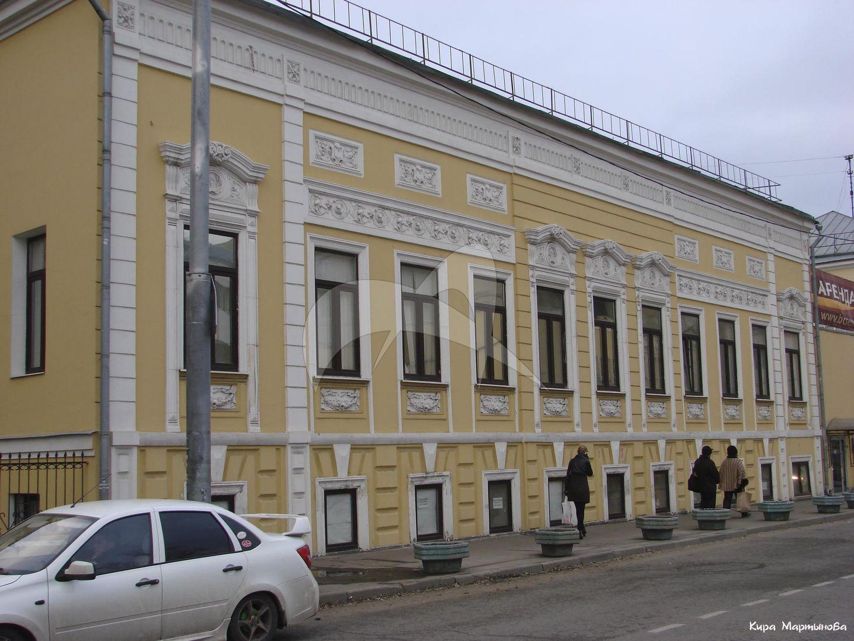 Главный дом, городская усадьба (Носова), XIX в.