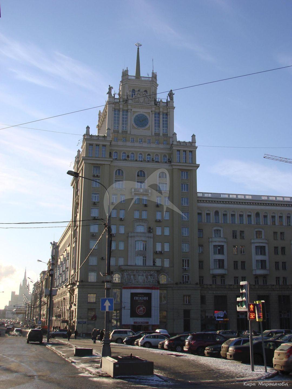 Гостиница «Пекин», 1956 г., арх. Д.Н. Чечулин