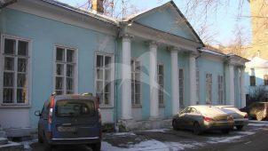 Дом с интерьерами, конец XVIII в., арх. М.Ф. Казаков