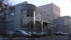 Дом общества политкаторжан, ныне Театр-студия киноактера, 1931 г., арх. Веснины В.А. и А.А.