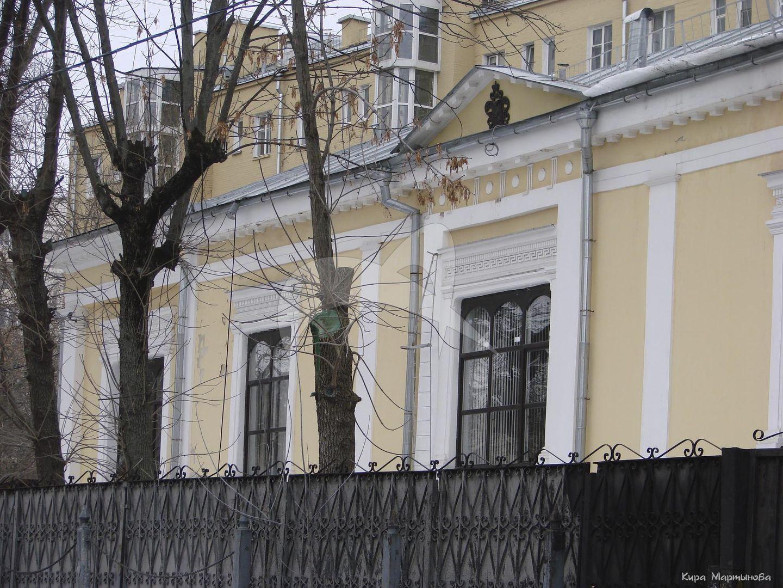 Главный дом (деревянный), 1846 г., 1885-1887 гг., арх. Ф.П. Скоморошенко, И.Т. Владимиров