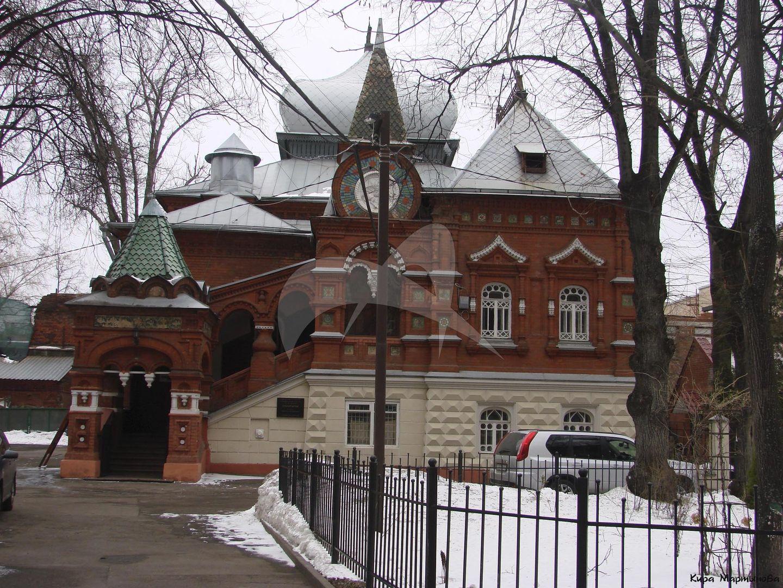 «Старый музей», 1892 г., арх. Фрейденберг Б.В., усадебный комплекс Щукина П.И.