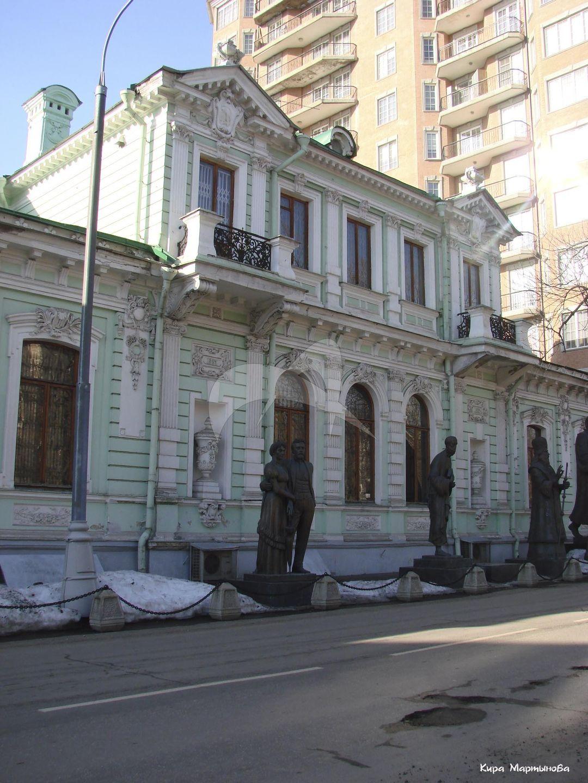 Жилой дом Горбуновых, 1890 г., арх. В.В. Барков