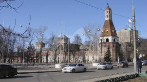 Симонов монастырь, XVI-XVII вв.