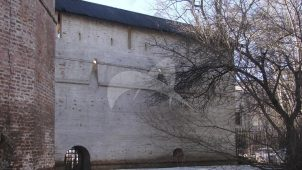 Часть стены, XVII в., Симонов монастырь