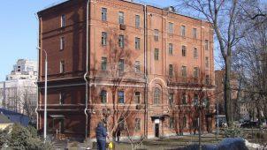 Богадельня (училище), Алексеевский женский монастырь в Красном селе