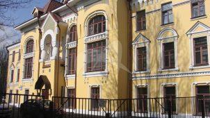 Дом бесплатных квартир, начало XX в., арх. И.П. Машков