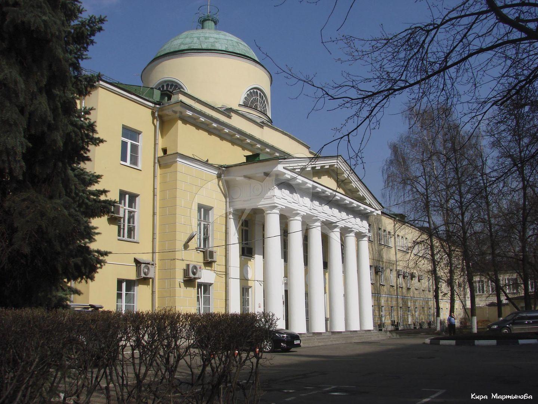 Здание Набилковской Богадельни, 1828 г., арх. А.Г. Григорьев