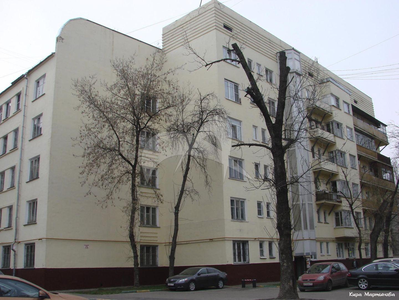 Жилой дом для американских специалистов, 1929 г., арх. М.И. Мотылев