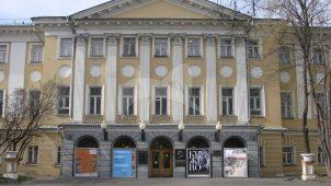 Главный дом городской усадьбы графа Ф.А. Остермана — частный дом Мясницкой Полицейской части, середина XVIII в. — 1-я четверть XIX в.