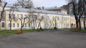 Боковой флигель, дом Остермана
