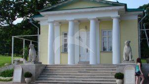 Павильон, XVIII в., ансамбль усадьбы Коломенское