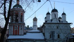 Церковь Иоанна Богослова, 1652-1665 гг.
