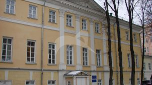Главный дом, усадьба Нарышкиных, XVIII-XIX вв.