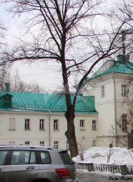 Флигель, усадьба Нарышкиных, XVIII-XIX вв.