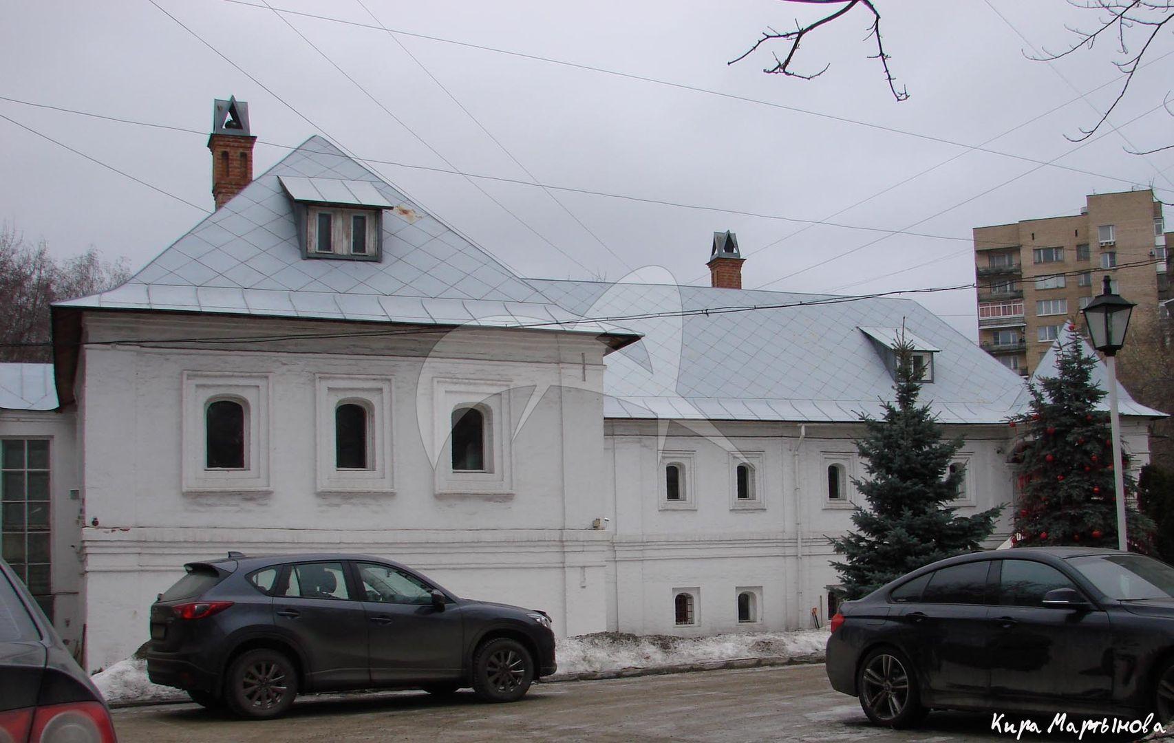 Палаты («Гранатный двор»), XVII в.