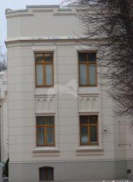 Флигель, 1893-1898 гг., арх. Ф.О. Шехтель, 1925, 1993 гг.