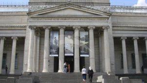 Музей изящных искусств, 1912 г., арх. Р.И. Клейн