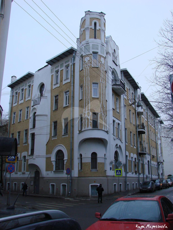 Доходный дом, 1903 г., арх. Г.И. Макаев