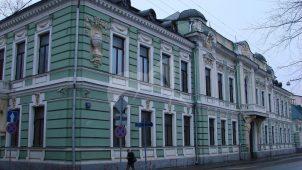 Жилой дом, конец XIX в., городская усадьба Морозова