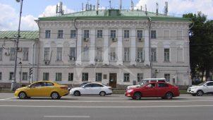 Городская усадьба (Лодыженских — Столыпина), XVIII-XIX вв. (Московская 1-я мужская гимназия)