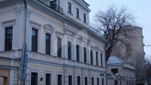 Главный дом, конец XVIII в., 1810-е гг., середина XIX в., начало XX в., городская усадьба Г.В. Четверикова — Е.Н. Малютина — А.Я. Елагиной