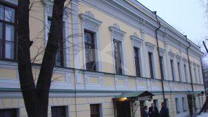 Главный дом, до 1785 г. (?), 1837 г., 1859-1860 гг., 1880 г., арх. К.Ф. Буссе, городская усадьба