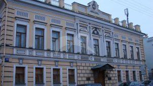 Главный дом, конец XVIII в., 1880-е гг., городская усадьба