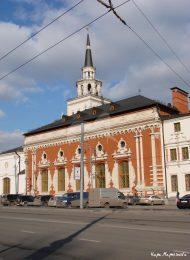 Здание Казанского вокзала, 1912-1914 гг., арх. А.В. Щусев