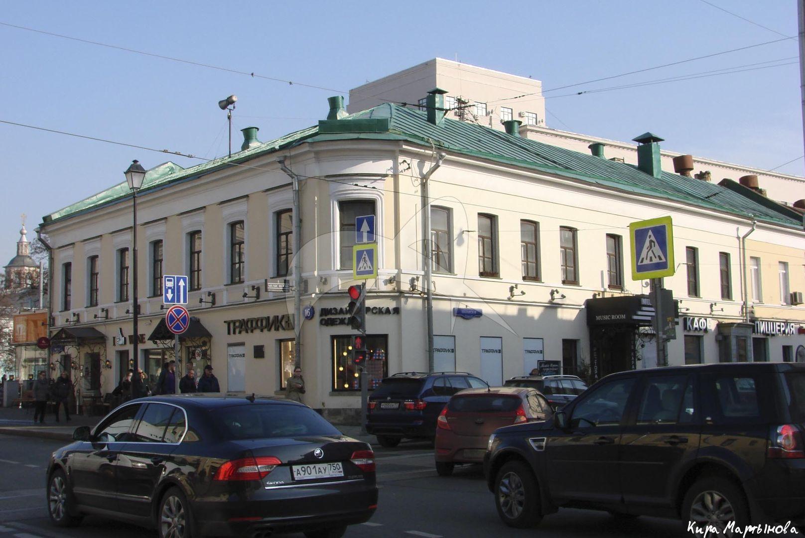 Гостиница у Покровских ворот