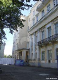 Главный дом, 1759 г., по проекту арх. С.И.Чевакинского, усадьба Голицына. Надстроен в 30-х гг. XX в.