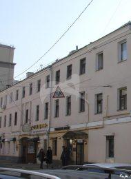 Служебный корпус, конец XVIII в., усадьба Т.Ф. Эминского