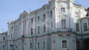 Дом Апраксина, 1766-1768 гг., арх. Д.В. Ухтомский