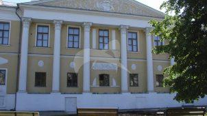 Главный дом, XVIII в. c палатами XVII в., городская усадьба