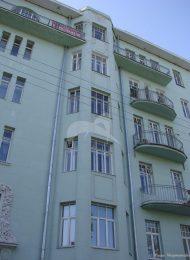 Дом с квартирой известного математика и общественного деятеля, председателя постоянной комиссии по техническому образованию Московского отделения Русского Технического общества К.К. Мазинга, в которой он жил и работал с 1913 по 1926 гг.