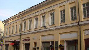 Главный дом, конец XVIII в., городская усадьба Шувалова