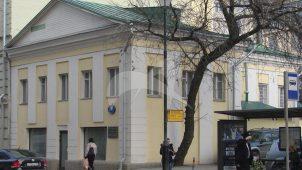 Флигель, середина XVIII в., городская усадьба Шувалова