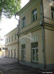 Боковой флигель, середина XIX в., Александровский институт