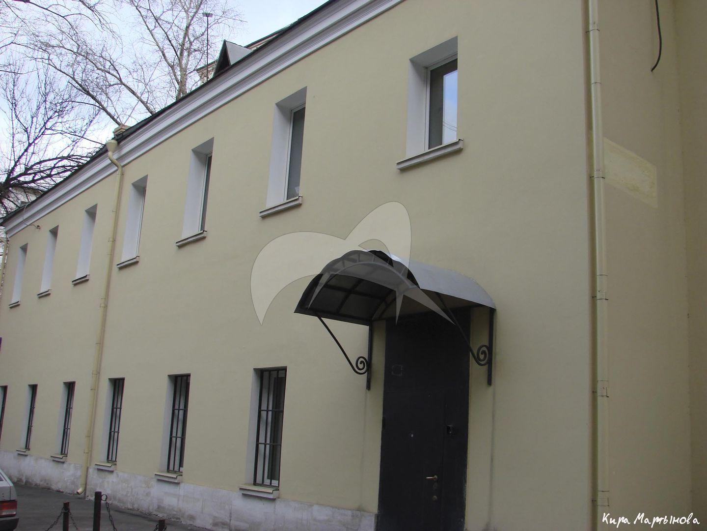 Арестный дом, Басманная часть, 1782 г.