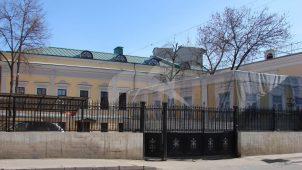 Городская усадьба, XVIII в. — XIX в., архитектор К.Ф. Буссе