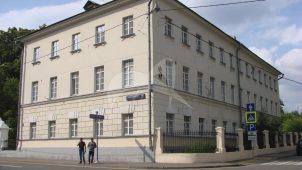 Боковой флигель, 1807-1818 гг., Мариинская больница