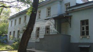 Служебный флигель, 1816 г., усадьба Салтыковых (Екатерининский институт)