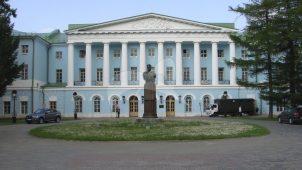 Ансамбль Екатерининского института, конец XVIII — начало XIX вв.