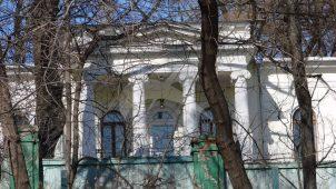 Садовый павильон, XVII-XVIII вв., городская усадьба Латышевых