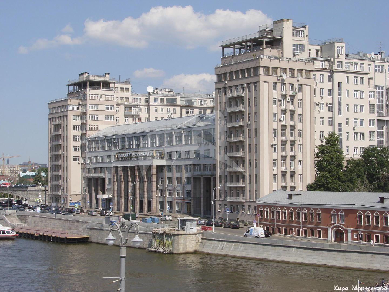 Комплекс «Дома правительства», 1928-1931 гг., арх. Иофан Б.М.